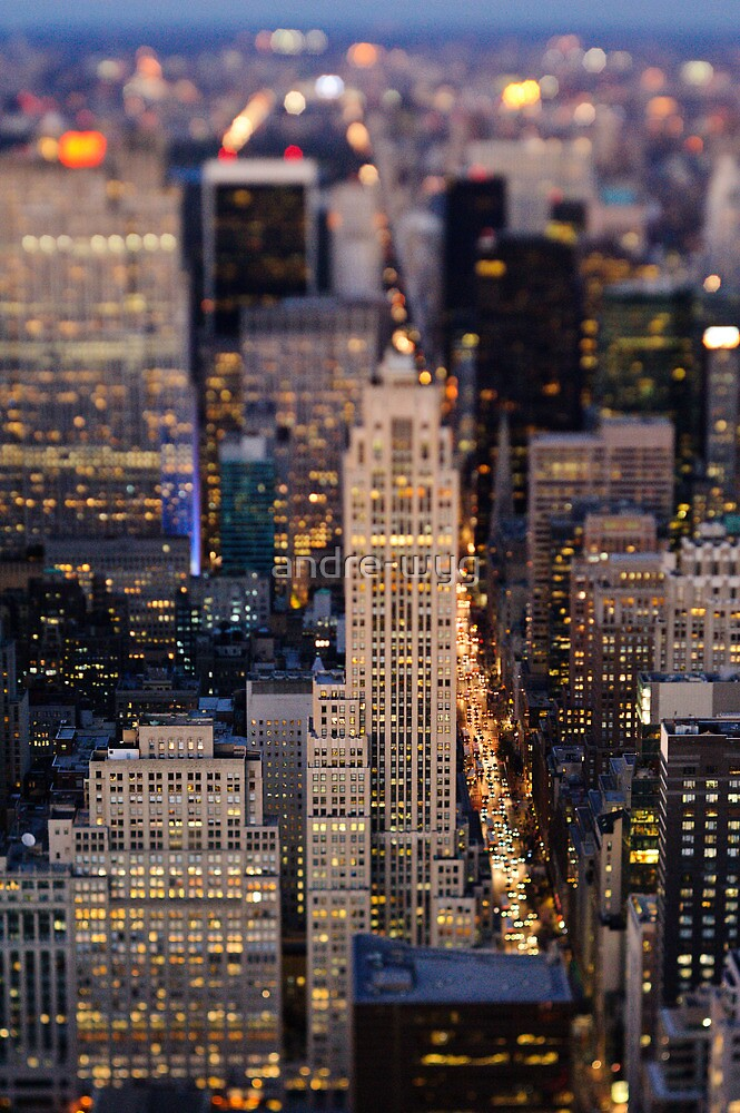 82th floor by andre-wyg