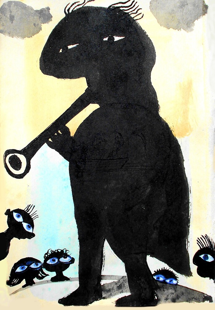 piper by Loui  Jover