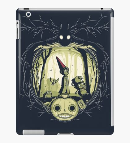 The Way home iPad Case/Skin