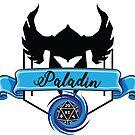 Paladin Class Blue by emilyRose3