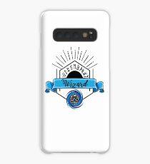 Wizard Class Blue Case/Skin for Samsung Galaxy
