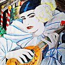 Venice Pierrot by CrisRodrigues