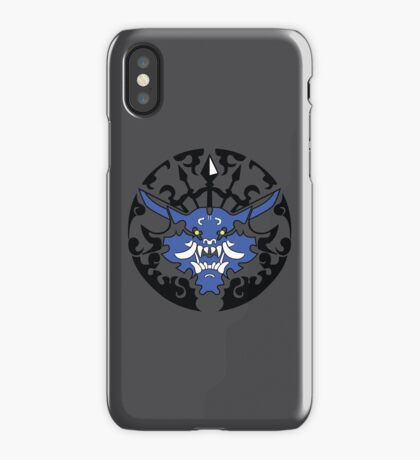 Shenmue - Chi You Men [ICE] iPhone Case/Skin