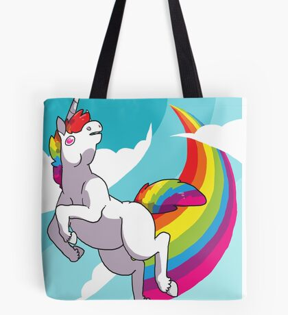 Not So Graceful Tote Bag