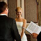 Wedding - Scott, Margaret and Celebrant by Daniel Peut