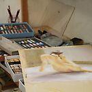 Mac's Studio by Pamela Jayne Smith