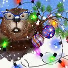 Happy Holidays from Mavis by Cyndi Mahlstadt