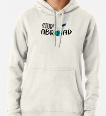 Study Abroad Pullover Hoodie