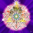 Sacred Geometry 39 by Endre