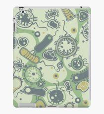 Eukaryote (grün) iPad-Hülle & Klebefolie