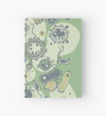 Eukaryote (grün) Notizbuch