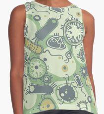 Eukaryote (grün) Ärmelloses Top