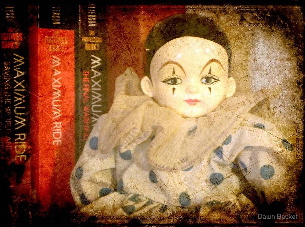 Pierrot ©  by Dawn Becker