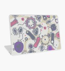 Eukaryote (rosa/lila) Laptop Folie