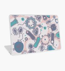 Eukaryote (rosa/türkis) Laptop Folie