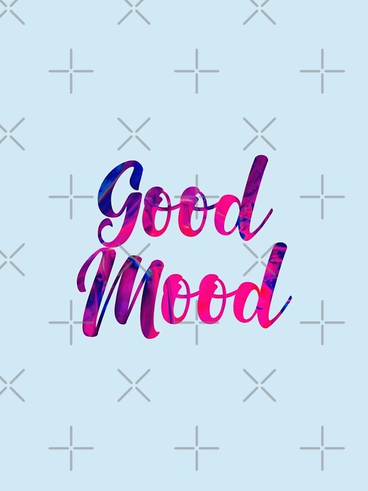 Good Mood (Purple Blue) by SassyClassyMe