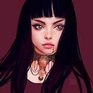 Vamp by Darktownart