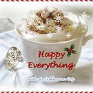 Happy Everything with Sprinkles on Top by LeisureLane1