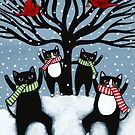 The Cats Celebration of Winter! by Ryan Conners