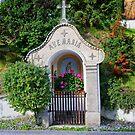 Chapel of Immaculate Heart of Mary in Pettnau Tyrol by Elzbieta Fazel