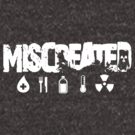Miscreated Zipped Hoodie White Text (Official) by Miscreated