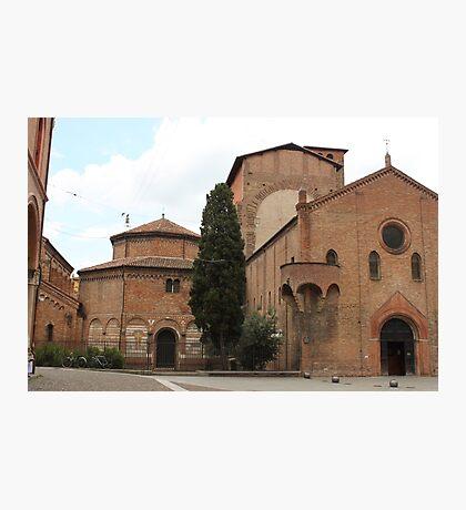 Santo Stefano, Bologna Photographic Print