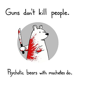 Psychotic bears by ggwp