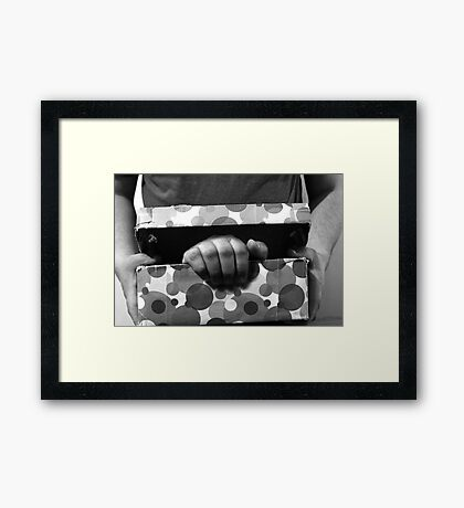 A Gift For you...A Helping Hand Framed Print
