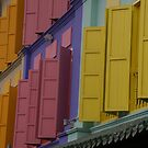Open Shutters by David McMahon