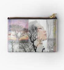Wild solitude Zipper Pouch