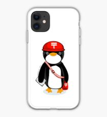 Penguin Postmaster Japan iPhone Case