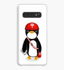 Penguin Postmaster Japan Case/Skin for Samsung Galaxy