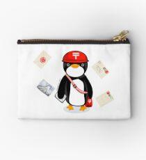 Penguin Postmaster Japan Zipper Pouch