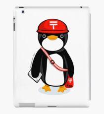 Penguin Postmaster Japan iPad Case/Skin
