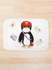 Penguin Postmaster Japan Bath Mat