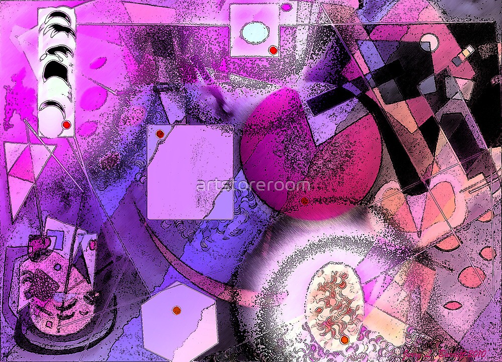 The Party by artstoreroom