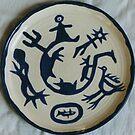 Clay-dish. by prema