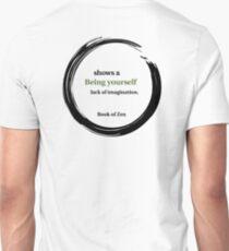 Imagination Life Quote Unisex T-Shirt