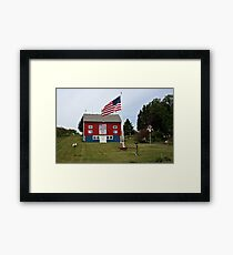 House of Patriots Framed Print