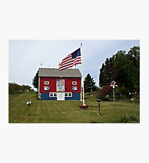 House of Patriots Photographic Print