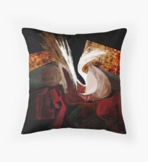 """Negotiation"" Throw Pillow"