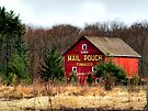 Mail Pouch Barn  by Marcia Rubin