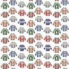 Christmas Jumpers by Theodora Gould