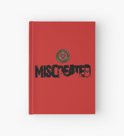 Miscreated  Design 2 Red (Official) Hardcover Journal