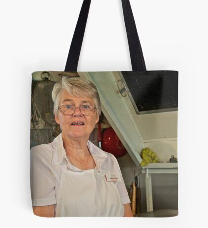 Portrait of a Stranger 5 Tote Bag