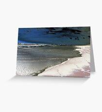 Surrealistic Seascape I Greeting Card