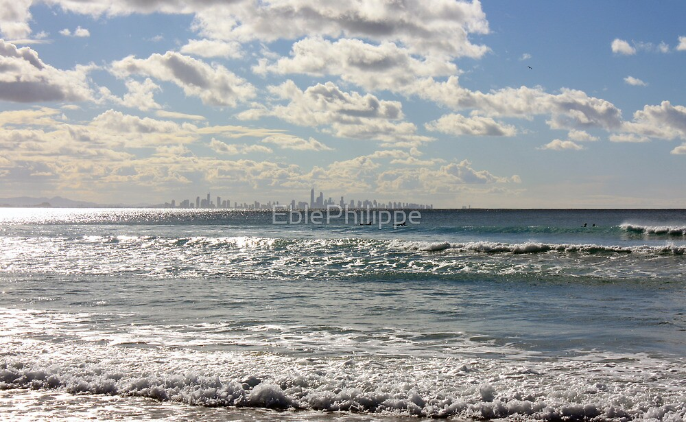 Surfers Paradise by EblePhilippe