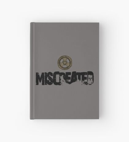 Miscreated Design 2 Grey (Official) Hardcover Journal