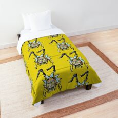 Wasp Rick from Rick and Morty™ Comforter