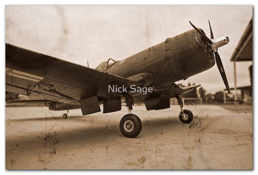 Corsair - 301 by Nick Sage